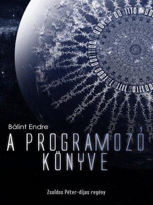 cover image of A Programozó Könyve