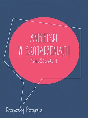 cover image of Angielski w skojarzeniach. MemoSłówka 1