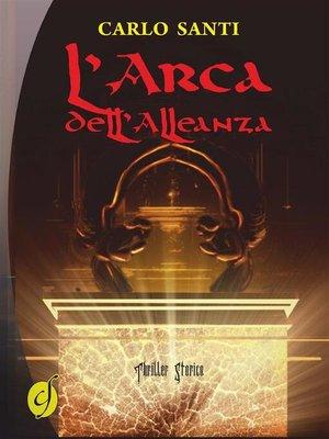 cover image of L'Arca dell'Alleanza