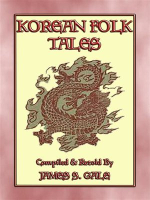 cover image of KOREAN FOLK TALES--53 stories from the Korean Penninsula