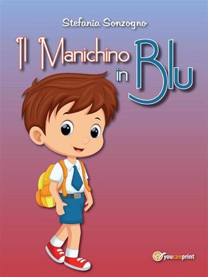 cover image of Il Manichino in Blu