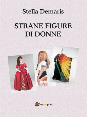 cover image of Strane figure di donne