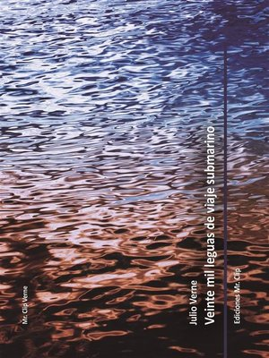 cover image of Veinte mil leguas de viaje submarino