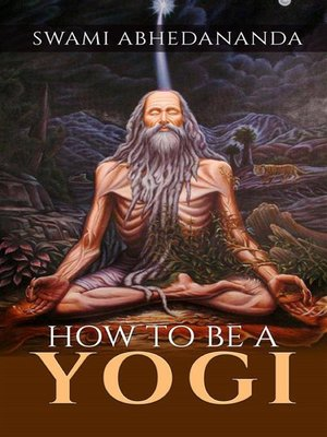 cover image of How to be a Yogi
