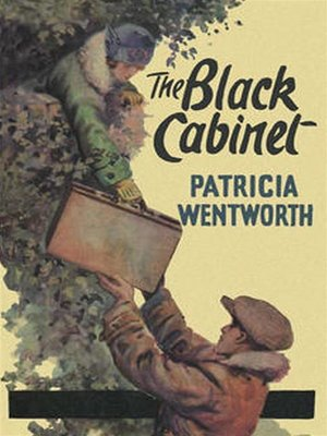 cover image of The Black Cabinet