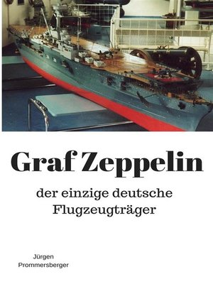 cover image of Graf Zeppelin
