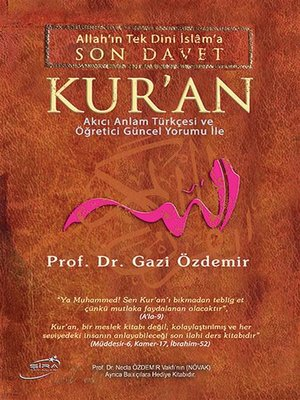 cover image of Son Davet Kur'an