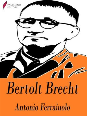 cover image of Bertolt Brecht