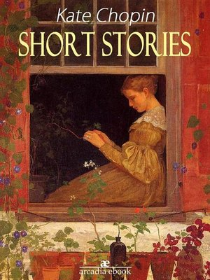 cover image of Short Stories--Kate Chopin