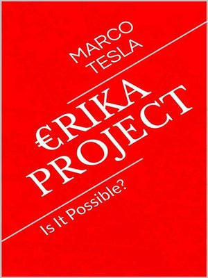 cover image of Erika Project