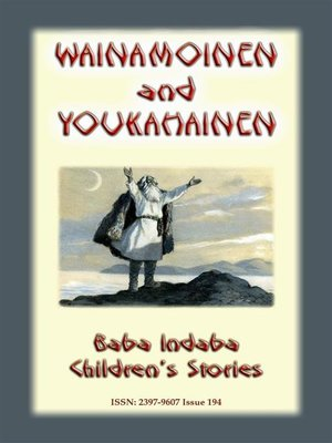 cover image of WAINAMOINEN AND YOUKAHAINEN--A Legend of Finland