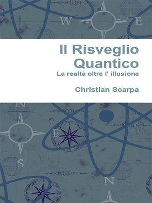 cover image of Il risveglio quantico