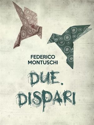 cover image of Due. Dispari