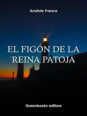 cover image of El figón de la reina Patoja