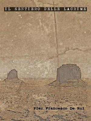 cover image of Il sentiero delle lacrime