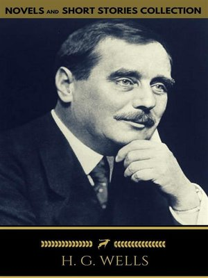 cover image of H. G. Wells