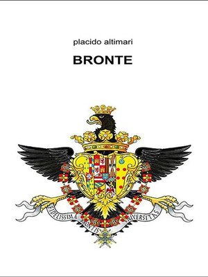 cover image of Bronte