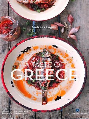 cover image of A Taste of Greece