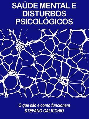 cover image of Saúde mental e disturbos psicológicos