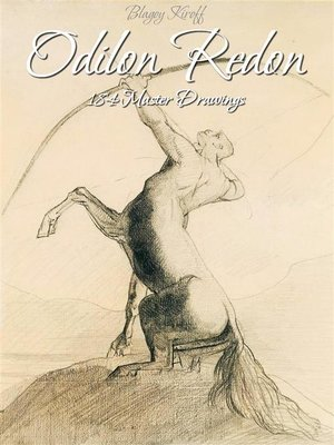 cover image of Odilon Redon--184 Master Drawings