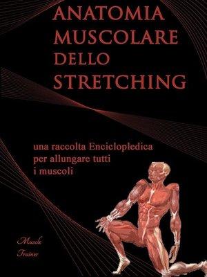 cover image of Anatomia Muscolare dello Stretching
