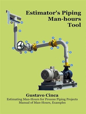 cover image of Estimator's Piping Man-hours Tool