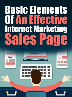 cover image of Basic Elements of an Effective IM Sales Page