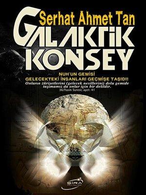 cover image of Galaktik Konsey