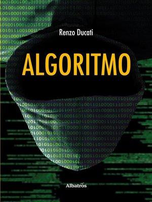 cover image of Algoritmo