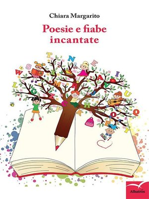 cover image of Poesie e fiabe incantate