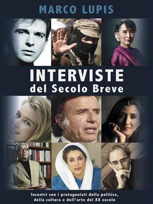 cover image of Interviste del Secolo Breve