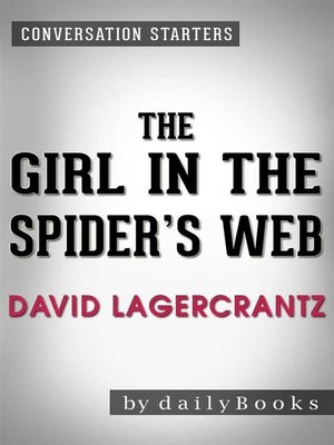 cover image of The Girl in the Spider's Web