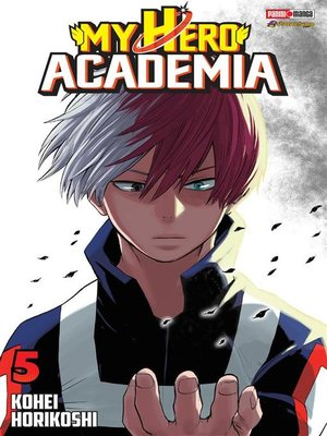 cover image of My Hero academy 5