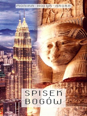 cover image of Spisek bogów