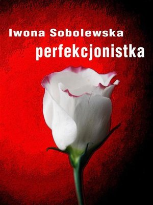 cover image of Perfekcjonistka