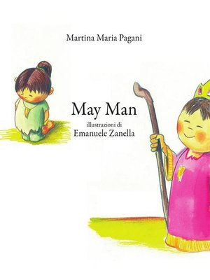 cover image of May Man