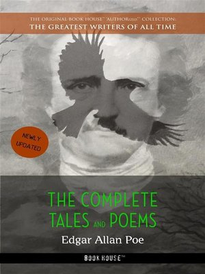 cover image of Edgar Allan Poe, The Complete Tales and Poems