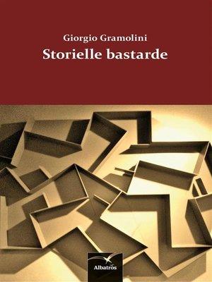 cover image of Storielle bastarde