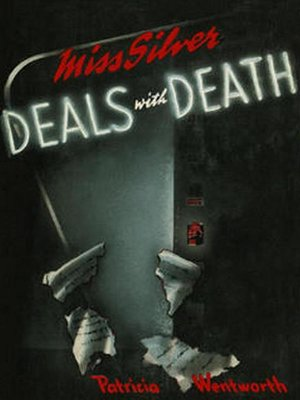 cover image of Miss Silver Deals with Death