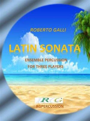 cover image of Latin Sonata