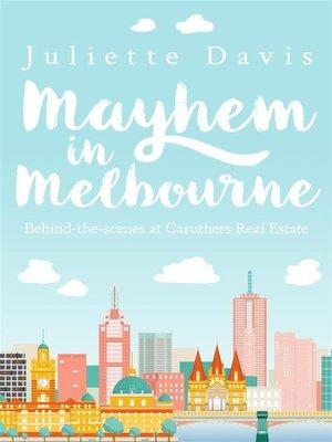 cover image of Mayhem in Melbourne