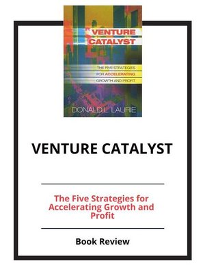 cover image of Venture Catalyst