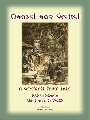 cover image of HANSEL AND GRETTEL--A German Fairy Tale