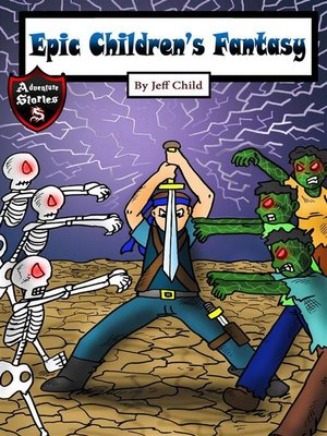 cover image of Epic Children's Fantasy