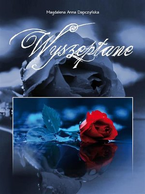 cover image of Wyszeptane
