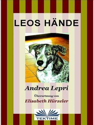 cover image of Leos Hände