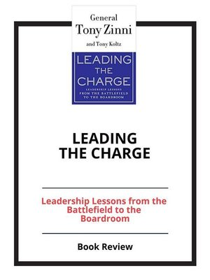 cover image of Leading the Charge