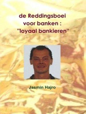 cover image of de Reddingsboei voor banken