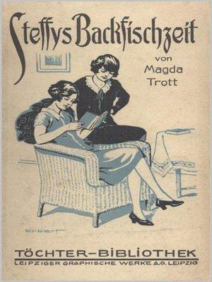 cover image of Steffys Backfischzeit