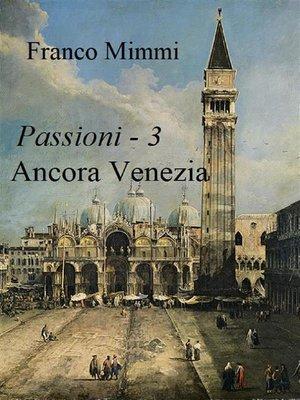 cover image of Ancora Venezia